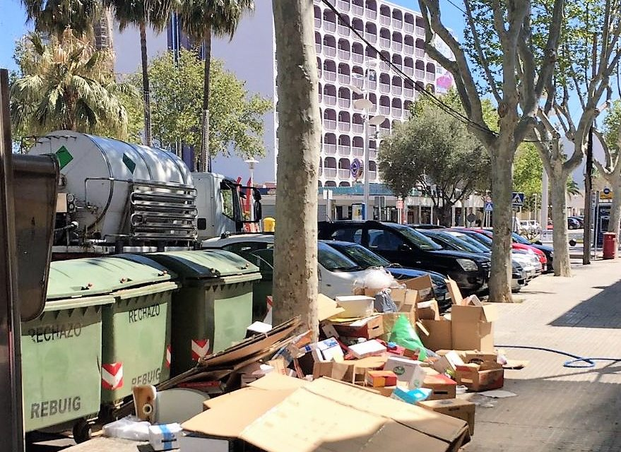 calvia-2000-campanya-per-reduir-el-cartro-al-carrer