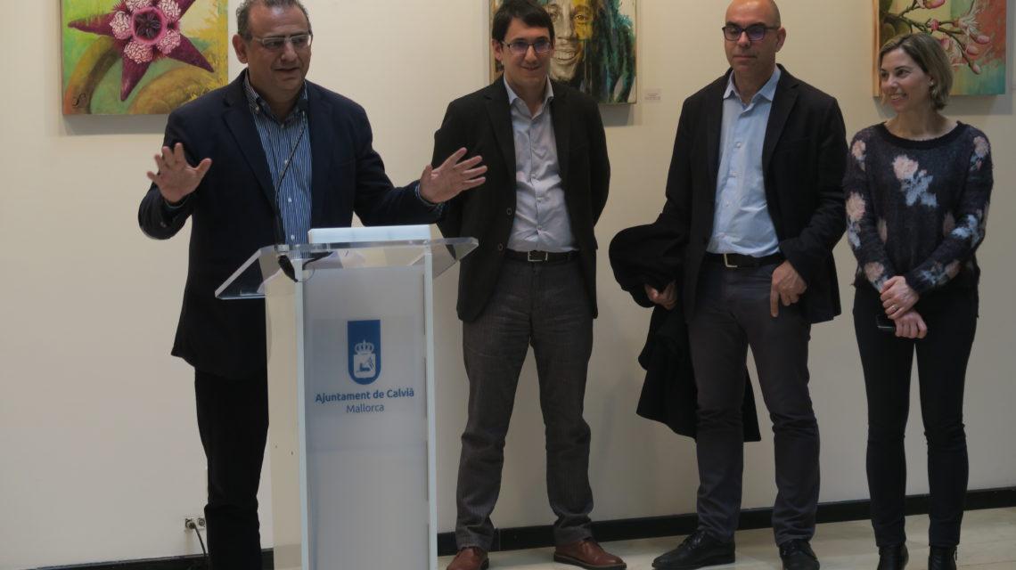 calvia-2000-Alcalde-y-conseller-presentan-nuevos-programas-de-formación-y-empleo