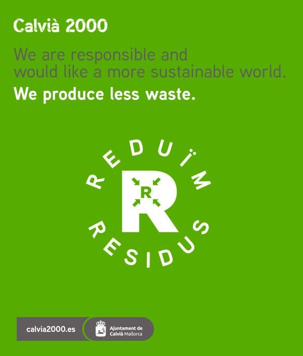 Reducimos residuos